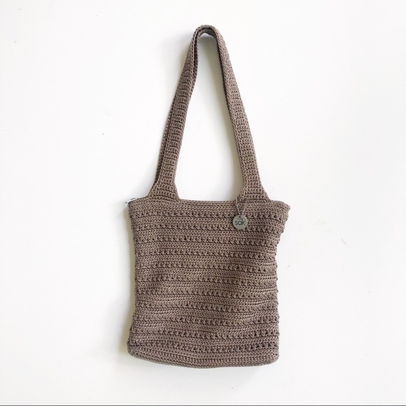 The Sak Handbags - The Sak Woven Crochet Shoulder Bag Purse